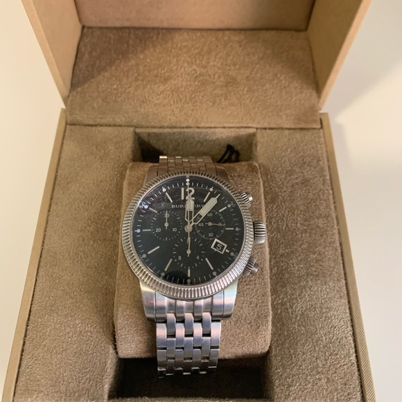 Burberry Other - Men's Burberry watch (hard to find)
